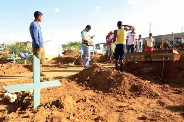 Brasil: Matan a cuatro presos más en pleno traslado