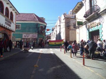 Policía no reporta incidentes en el paro cívico