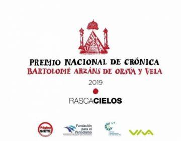 Anuncian a los seis finalistas del Premio Nacional de Crónica Bartolomé Arzáns Orsúa y Vela