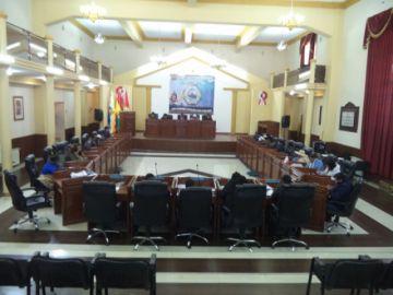 Se aprueba transferir recursos para hospital de tercer nivel de Potosí