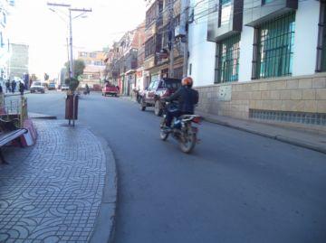 El tráfico comienza a mermar en la ciudad