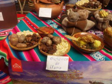 Huanqhuri prepara feria gastronómica