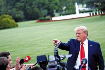 Trump reaviva la guerra comercial China-EEUU