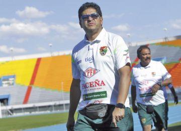 Villegas denuncia acoso de la FBF