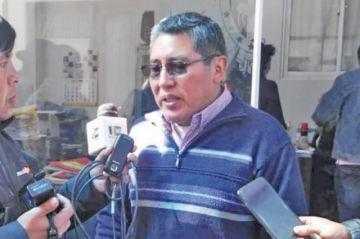 Alcalde de Ravelo está en el penal San Roque