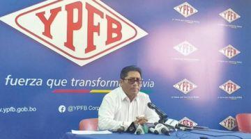YPFB niega una sobrevaluación de reservas hidrocarburíferas