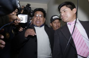 Dan detención domiciliaria a un diputado del MAS por presunta corrupción