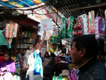 Buscan reducir uso de bolsas plásticas