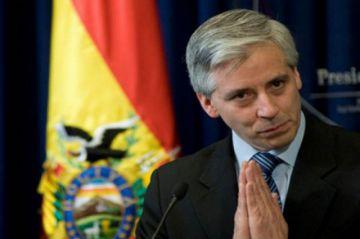 Álvaro García Linera dice que si ganan se irán tranquilos en 2024