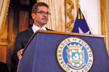 Pierluisi asume como gobernador de Puerto Rico
