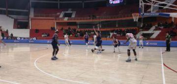 Nacional  le ganó a La Salle 80 -  79