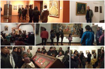 Casa de Moneda inaugura segundo circuito de arte