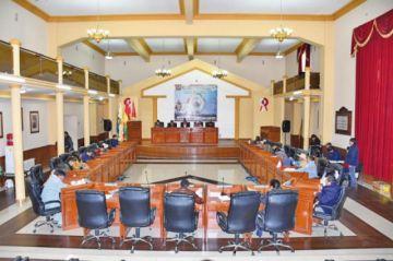 Avanza ley que permite financiar proyectos por Bs 467 millones