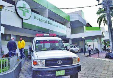 """Hospital San Juan de Dios se declara en """"quiebra"""""""