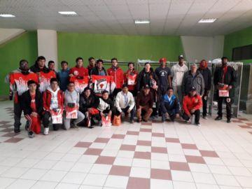Entregan deportivos al club de básquet del Pichincha