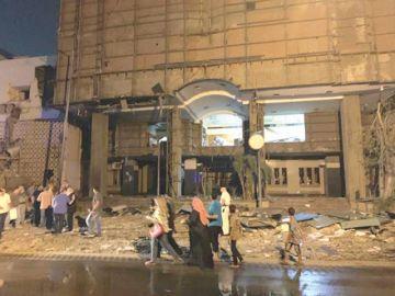 Una explosión en El Cairo deja al menos 17 muertos