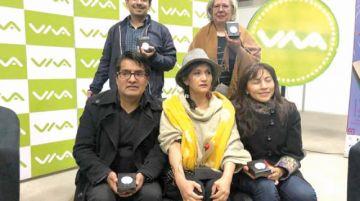 Domínguez gana premio de crónica periodística