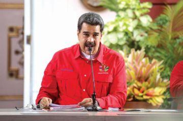 """Maduro acusa a Colombia por el fallido """"magnicidio"""""""