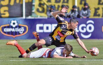 Nacional cae en las garras del Tigre en el final
