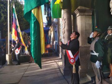 Potosí comienza a rendir homenaje a Bolivia (galería de fotos)