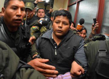 Pedirán informe oral a fiscales por el caso Franclin Gutiérrez