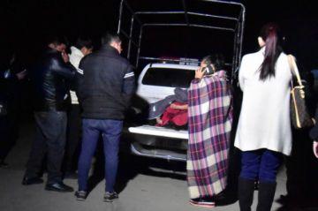 Sube a 15 los fallecidos por un accidente en la vía La Paz-Apolo