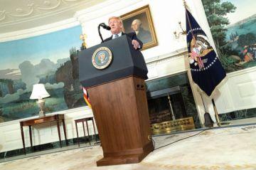 Donald Trump condena supremacismo blanco