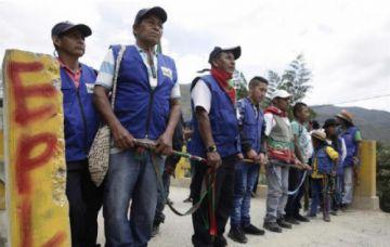 Colombia: Extienden los espacios para rebeldes