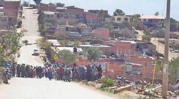 Cochabamba: encarcelan a 5 presuntos loteadores