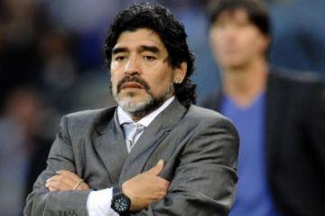 ¿La FBF y Claure buscan a Maradona para DT?, así lo reveló el representante del '10'