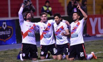 Nacional gana y sube al cuarto lugar del torneo