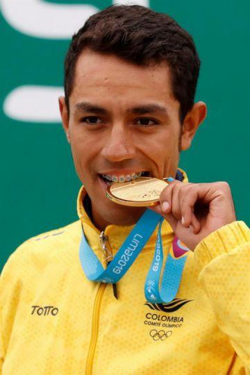 Martínez y Dygert consiguen oro en ciclismo