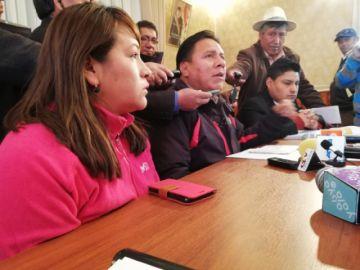 Alcalde reitera que feria no se mueve de la Ferroviaria