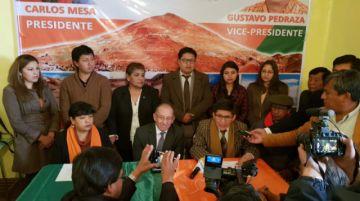 Comunidad Ciudadana pide una cumbre por el Litio