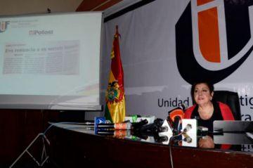 Fiscalía admite denuncia contra directora de la UIF por caso PAT