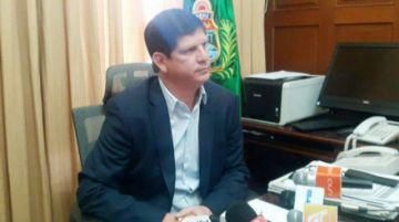 La Fiscalía secuestra el celular del magistrado del TSJ, Carlos Egüez
