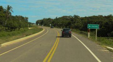 Denuncian fisuras en la carretera Trinidad San Ignacio de Moxos
