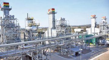 Morales inaugura Planta Termoeléctrica del Sur que  generará 480 megavatios