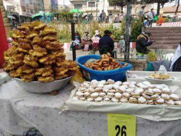 Potosí vive el concurso de repostería tradicional y pastillaje