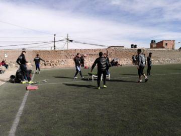 Nacional Potosí define onceno para jugar contra a Sport Boys