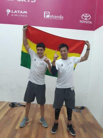 Bolivia gana su primera medalla de oro en Panamericanos (incluye videos)