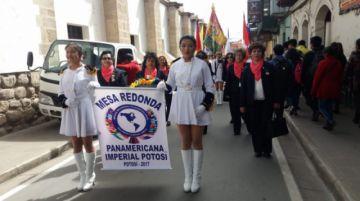 Celebran ocho años de trabajo en Potosí