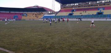 Nacional Potosí y Sport Boys terminan empatados