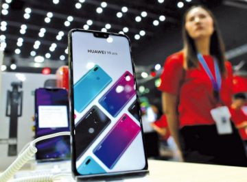 Huawei lanza sistema  operativo HarmonyOS