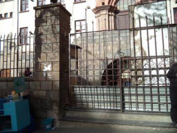 Continúa cierre del edificio de la UATF