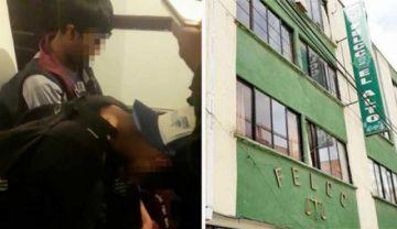 Encuentran a un grupo de escolares ebrios en El Alto