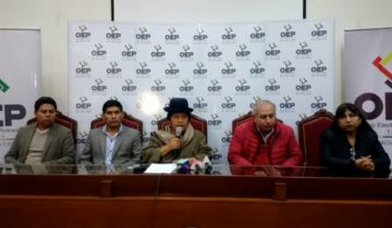 Autorizan sustitución de candidatos en binomios para el 20 de octubre