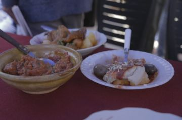 Potosí disfruta su gastronomía en concurrida feria