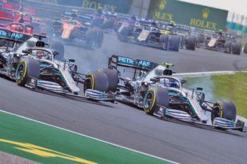 Formula 1 se quedará 3 años más en México
