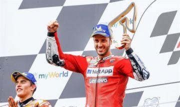 Dovizioso conquista el GP de Austria de MotoGP y vuelve a negar la victoria a Márquez